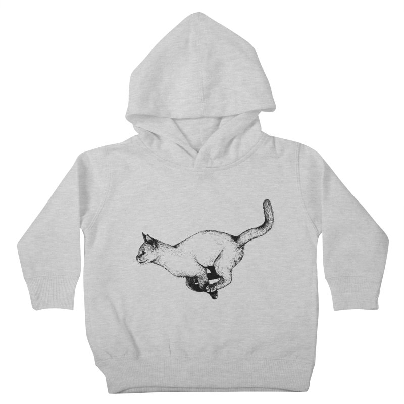Swift Kids Toddler Pullover Hoody by cmatthesart's Artist Shop