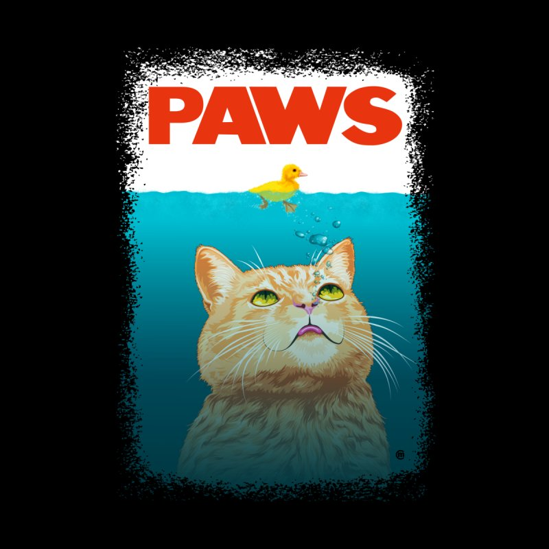 Paws! Men's T-Shirt by cmatthesart's Artist Shop