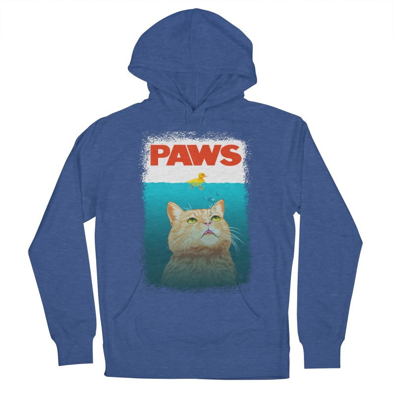 Paws! Women's Pullover Hoody by cmatthesart's Artist Shop