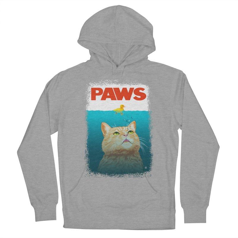 Paws! Men's Pullover Hoody by cmatthesart's Artist Shop