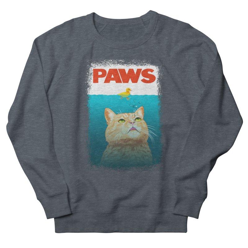 Paws! Women's Sweatshirt by cmatthesart's Artist Shop