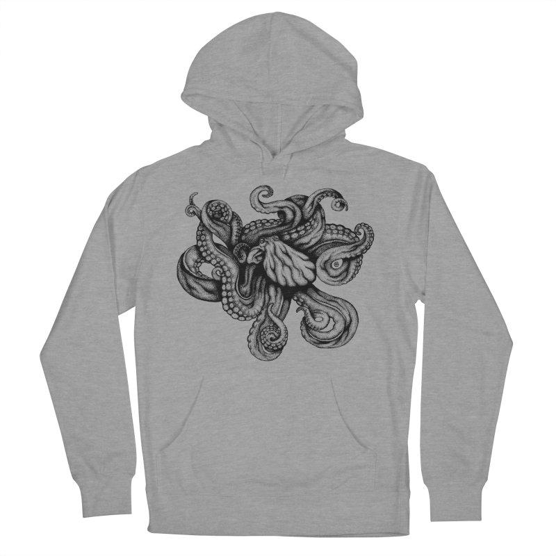 Octopus Women's Pullover Hoody by cmatthesart's Artist Shop