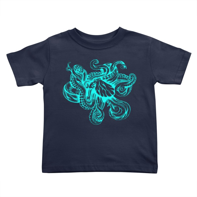 Octopus (Neon)   by cmatthesart's Artist Shop