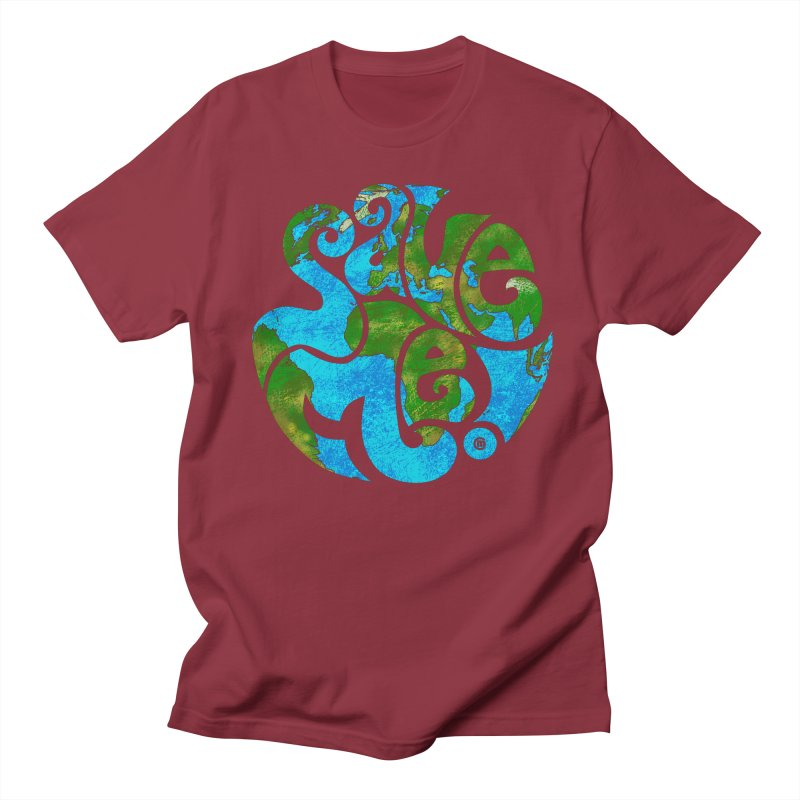Save Me! Men's T-shirt by cmatthesart's Artist Shop