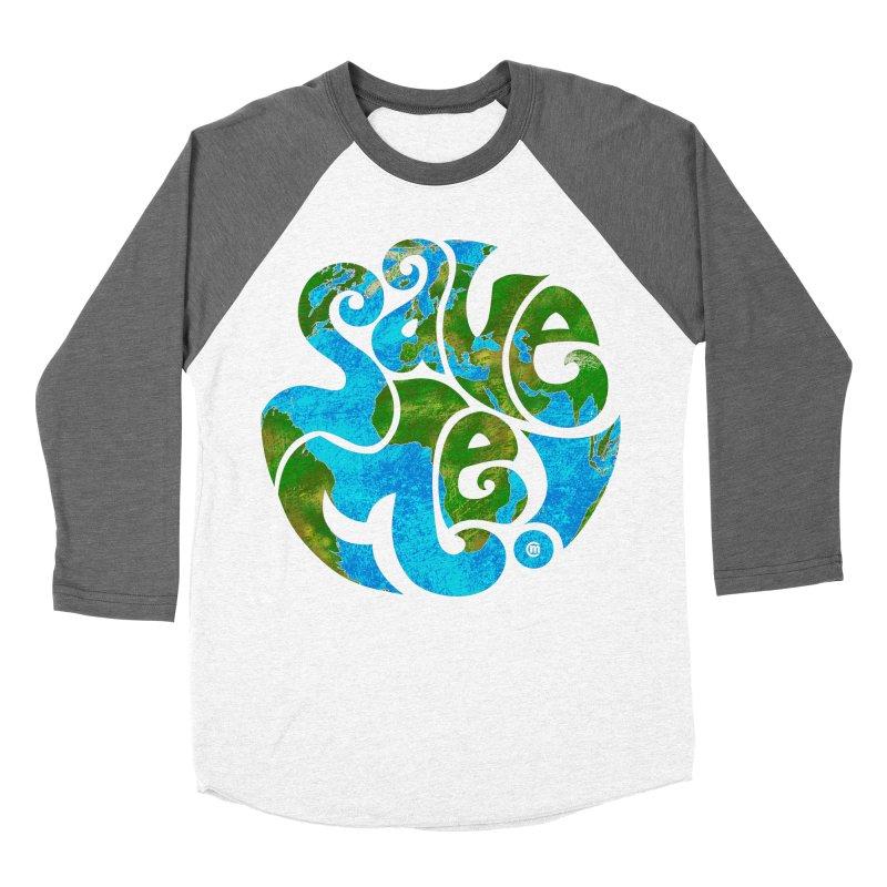 Save Me! Women's Baseball Triblend T-Shirt by cmatthesart's Artist Shop