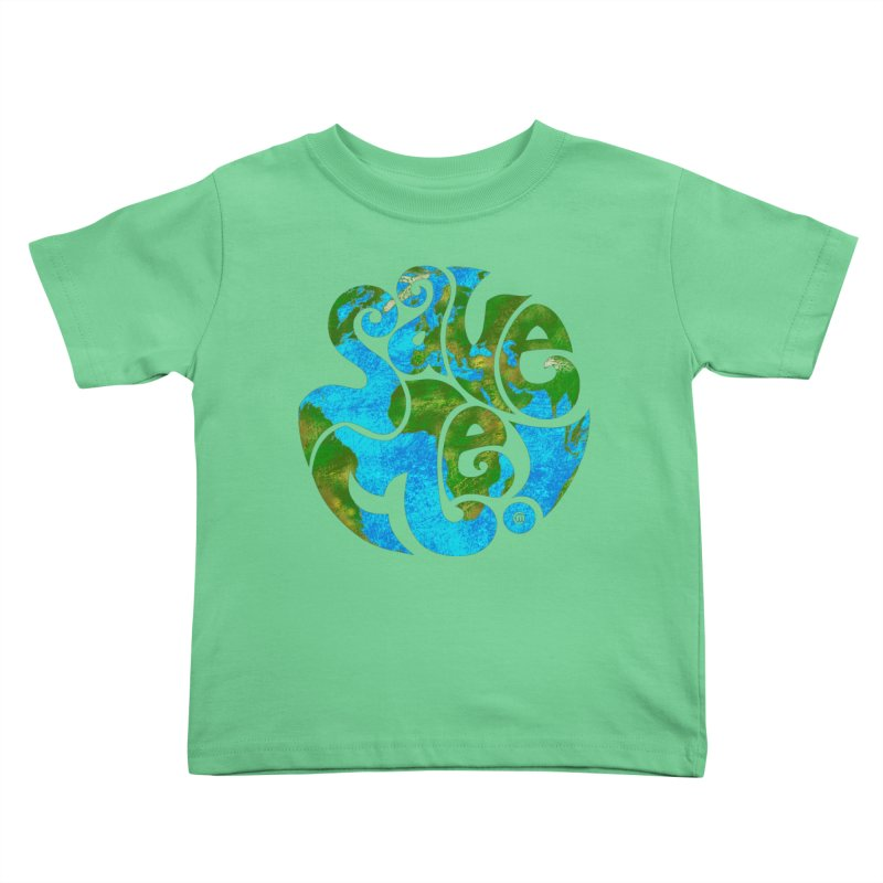 Save Me! Kids Toddler T-Shirt by cmatthesart's Artist Shop