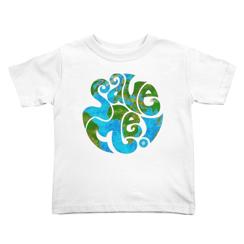 Save Me! Kids Toddler T-Shirt by cmatthesart's Artist Shop