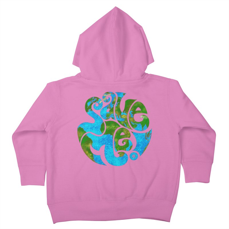 Save Me! Kids Toddler Zip-Up Hoody by cmatthesart's Artist Shop