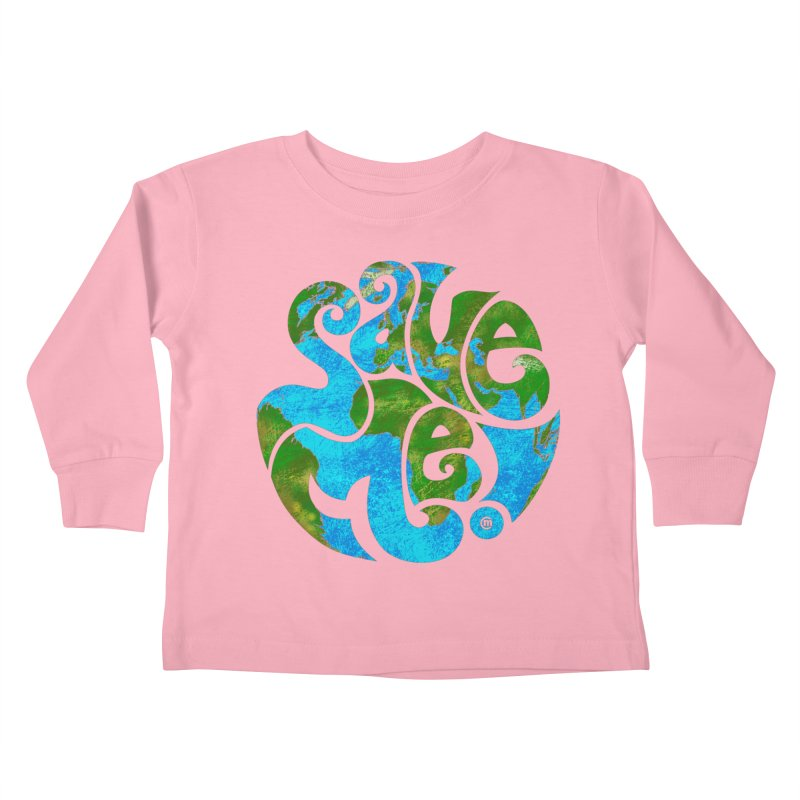 Save Me! Kids Toddler Longsleeve T-Shirt by cmatthesart's Artist Shop