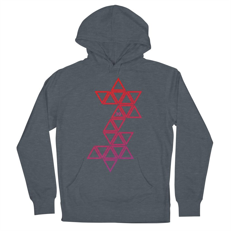 Fate Men's French Terry Pullover Hoody by GALDREGEAR