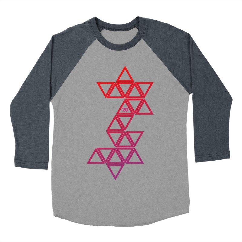 Fate Men's Baseball Triblend T-Shirt by GALDREGEAR