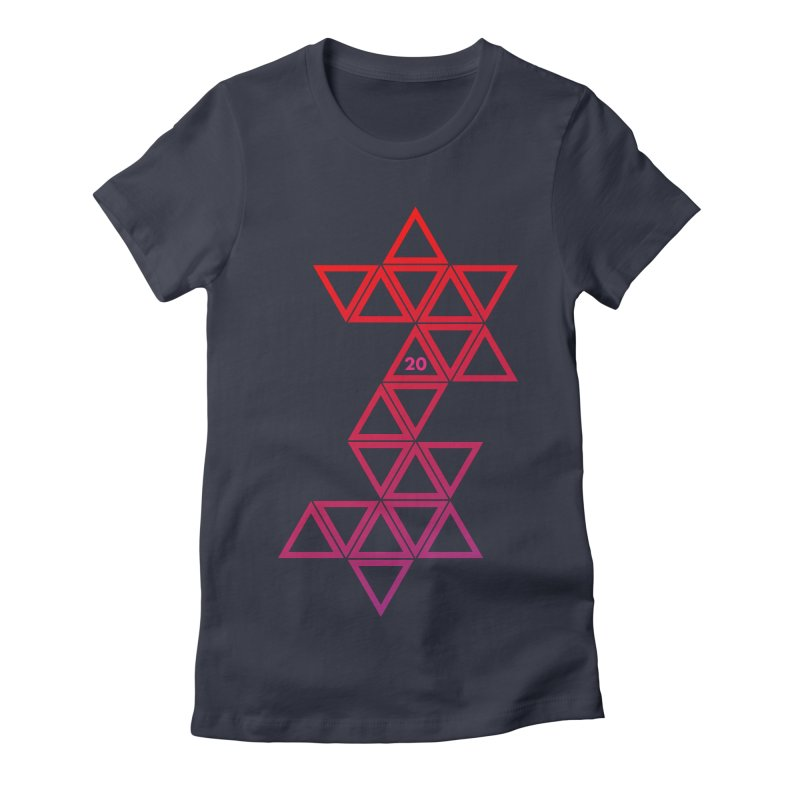 Fate Women's Fitted T-Shirt by GALDREGEAR