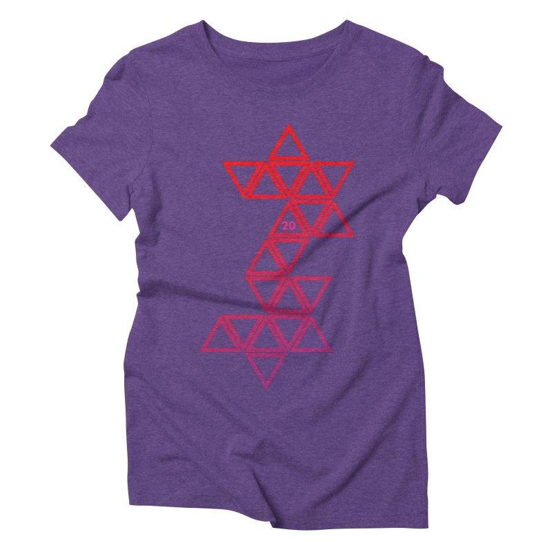 Fate Women's Triblend T-shirt by GALDREGEAR