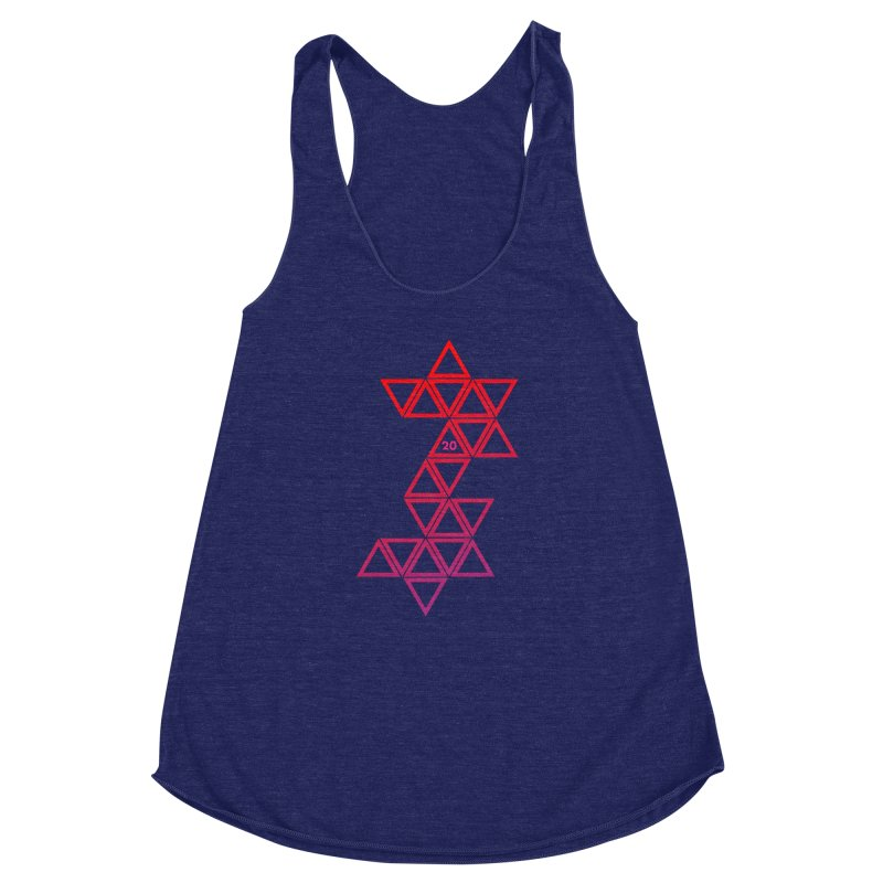 Fate Women's Racerback Triblend Tank by GALDREGEAR