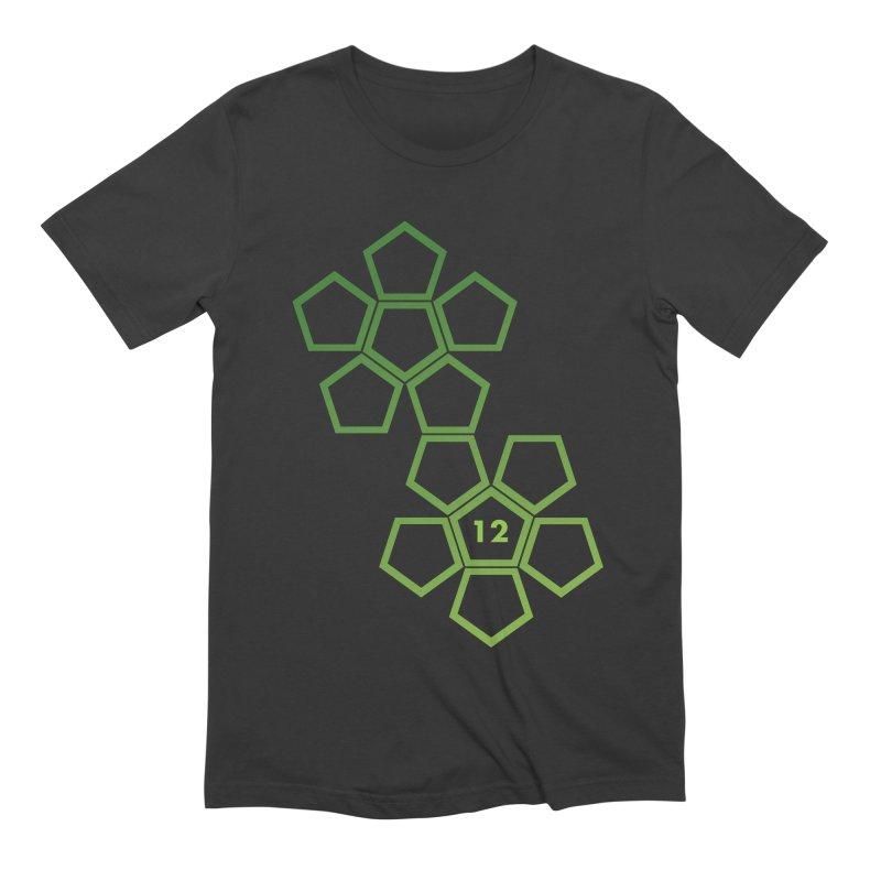 Intimidator Men's Extra Soft T-Shirt by GALDREGEAR