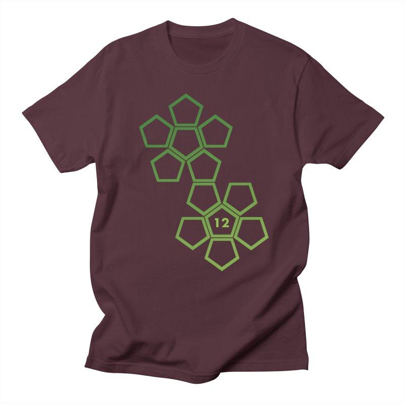 Intimidator Men's Regular T-Shirt by GALDREGEAR