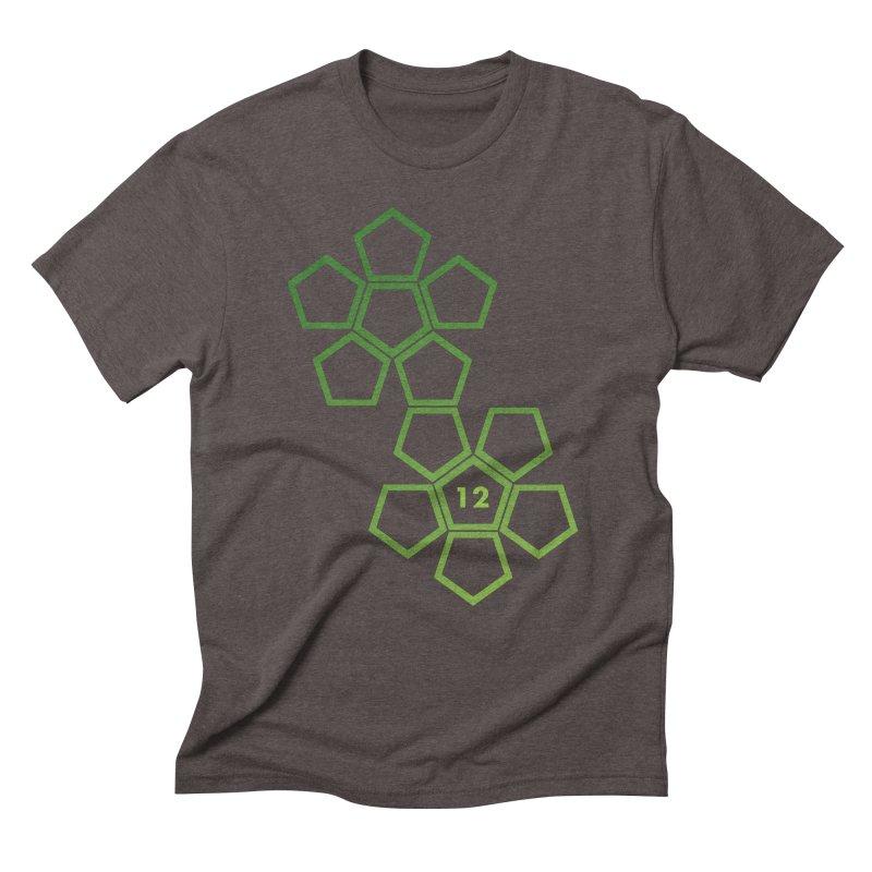 Intimidator Men's Triblend T-Shirt by GALDREGEAR