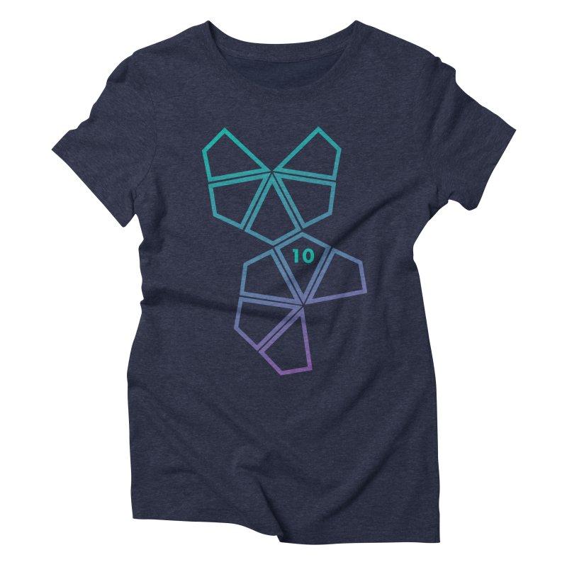 Sunderer Women's Triblend T-shirt by GALDREGEAR