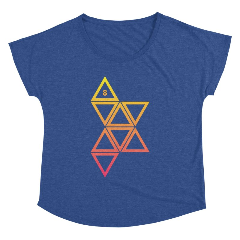 THE HAMMER AND THE HAND Women's Dolman by GALDREGEAR