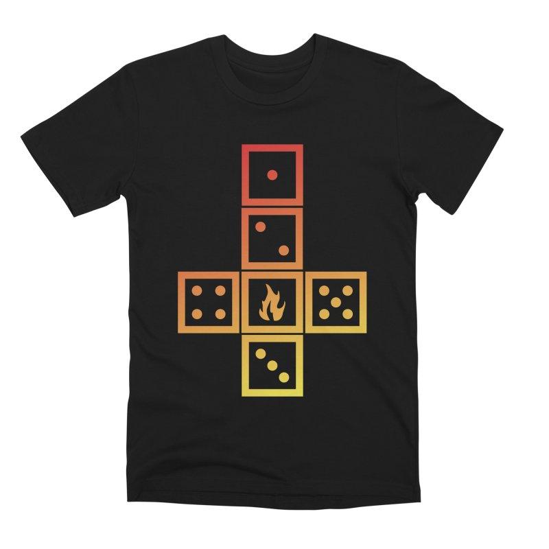 Incinerator Men's Premium T-Shirt by GALDREGEAR