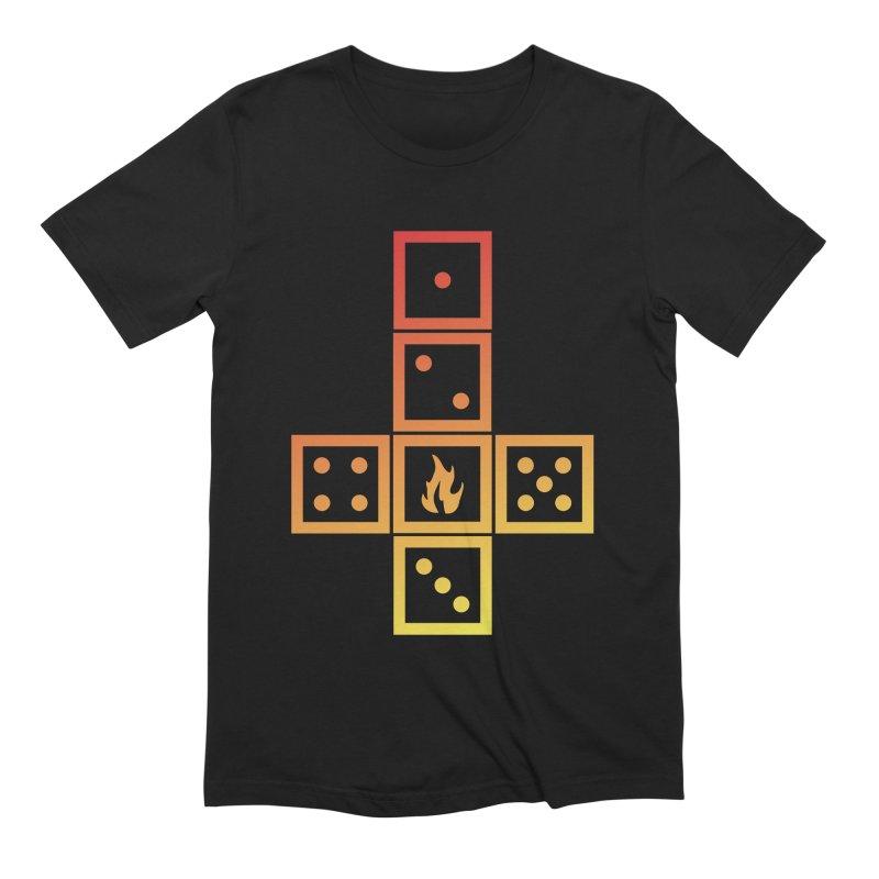 Incinerator Men's Extra Soft T-Shirt by GALDREGEAR