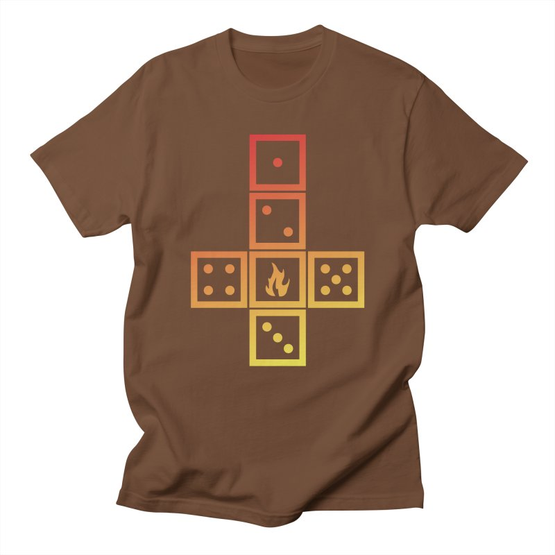 Incinerator Men's T-shirt by GALDREGEAR