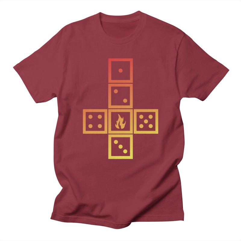 Incinerator Men's Regular T-Shirt by GALDREGEAR