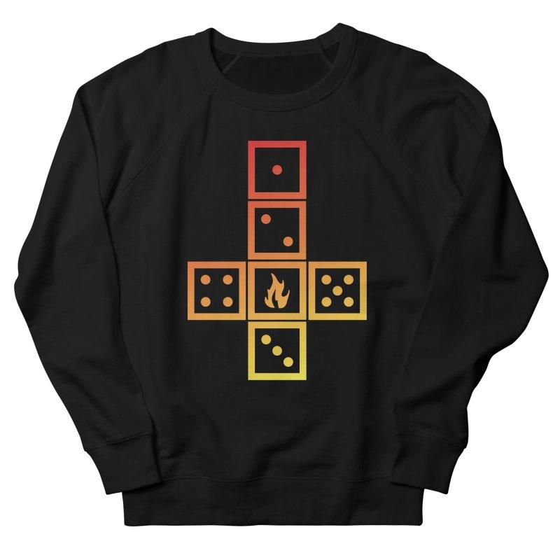 Incinerator Women's French Terry Sweatshirt by GALDREGEAR