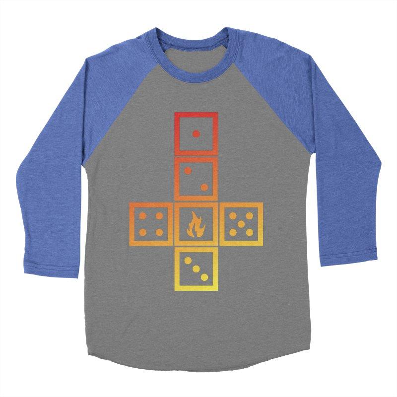 Incinerator Men's Baseball Triblend T-Shirt by GALDREGEAR