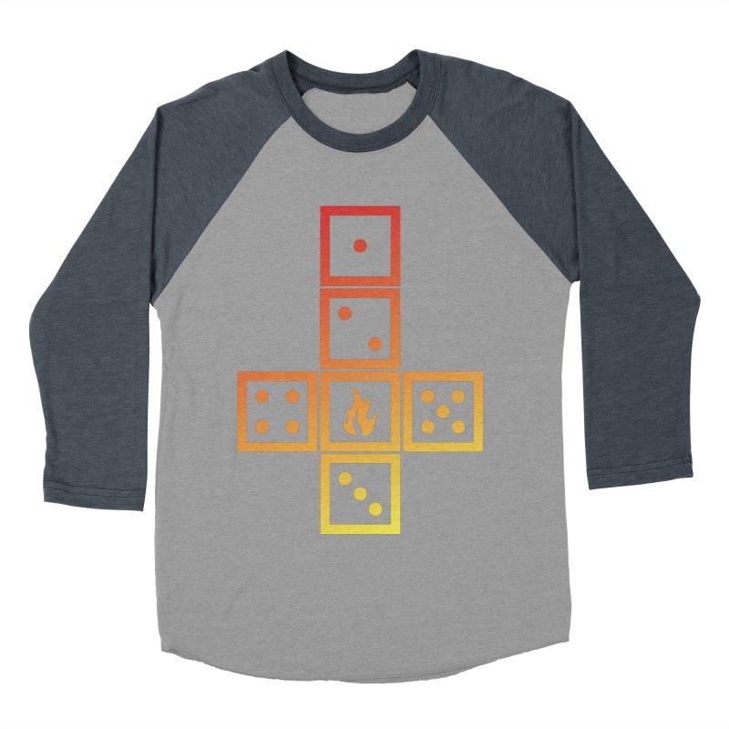 Incinerator Men's Baseball Triblend Longsleeve T-Shirt by GALDREGEAR