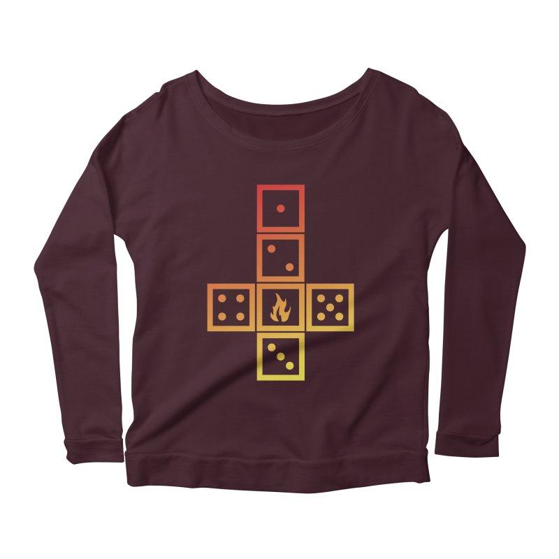 Incinerator Women's Scoop Neck Longsleeve T-Shirt by GALDREGEAR