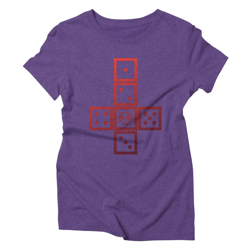 Blooded Blade Women's Triblend T-Shirt by GALDREGEAR