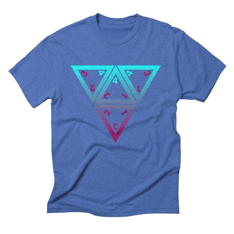 The Finale Men's Triblend T-shirt by GALDREGEAR