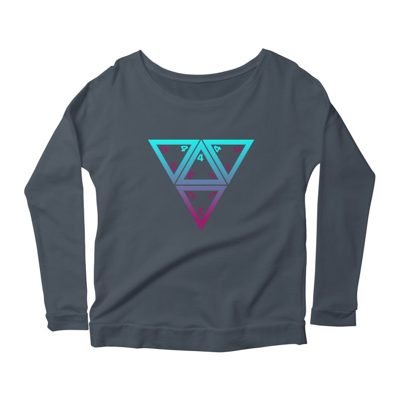 The Finale Women's Longsleeve Scoopneck  by GALDREGEAR