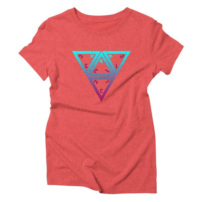 The Finale Women's Triblend T-Shirt by GALDREGEAR