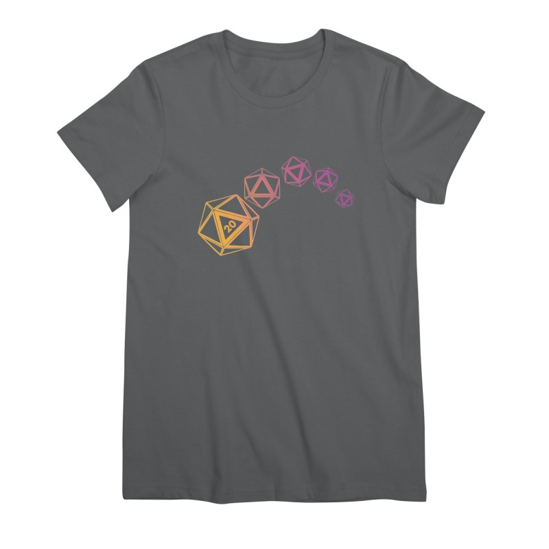 The Natural Women's Premium T-Shirt by GALDREGEAR