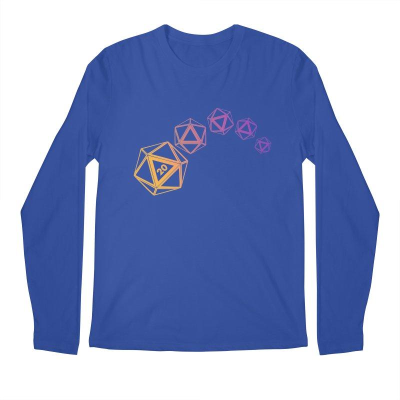 The Natural Men's Longsleeve T-Shirt by GALDREGEAR