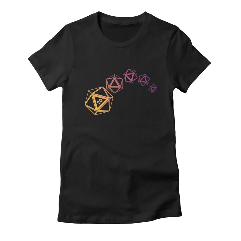 The Natural Women's Fitted T-Shirt by GALDREGEAR