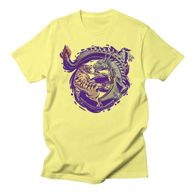 Eternal Fight Men's T-Shirt by cmn artist shop
