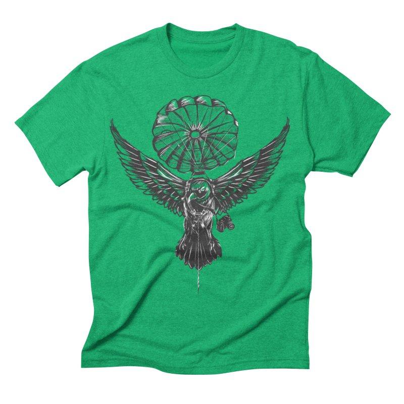 I belive i can fly Men's Triblend T-shirt by cmn artist shop