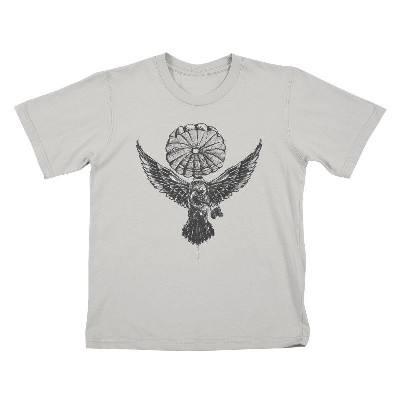 I belive i can fly Kids T-shirt by cmn artist shop