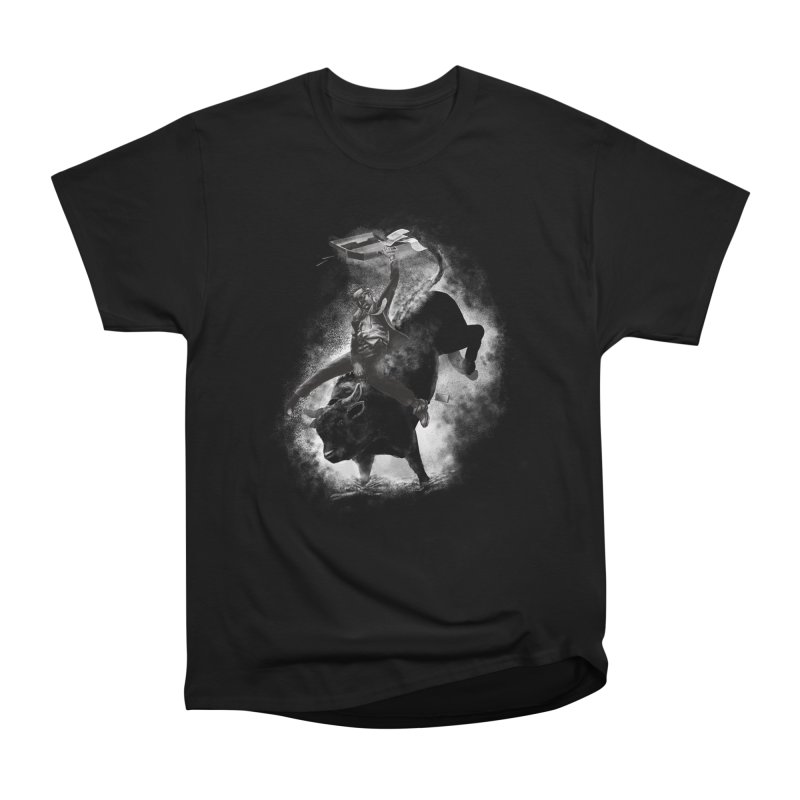 Releasing the stress Women's Heavyweight Unisex T-Shirt by cmn artist shop