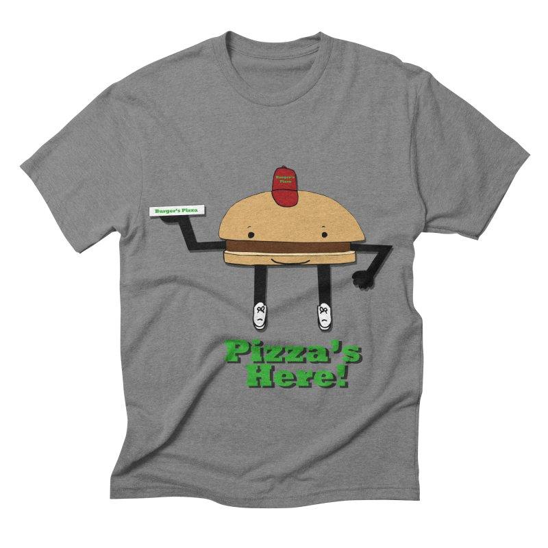 Burger Pizza   by cmschulz's Artist Shop