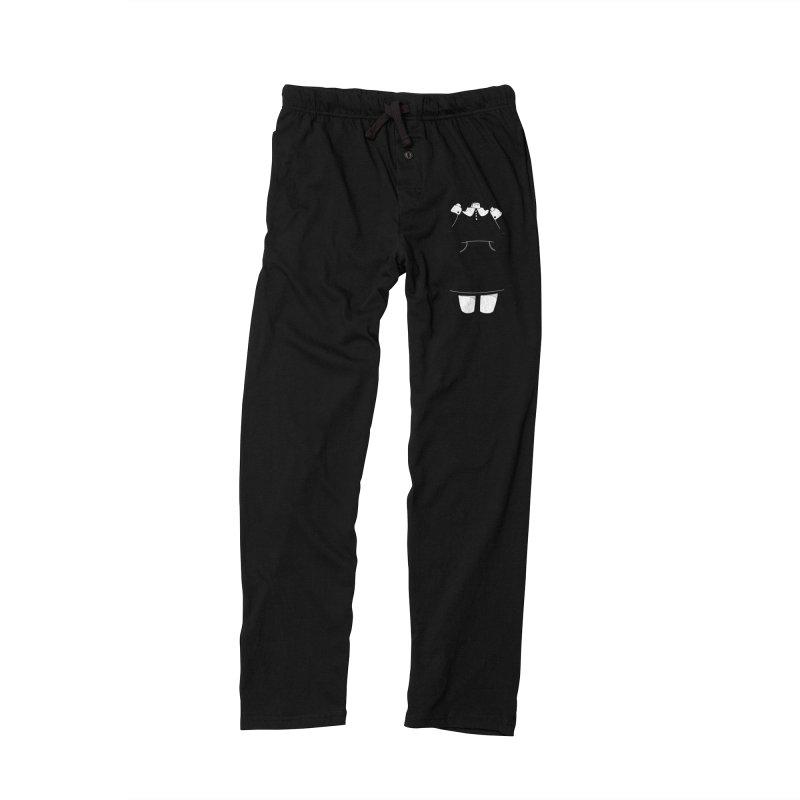 Black_dress Men's Lounge Pants by coclodesign's Artist Shop