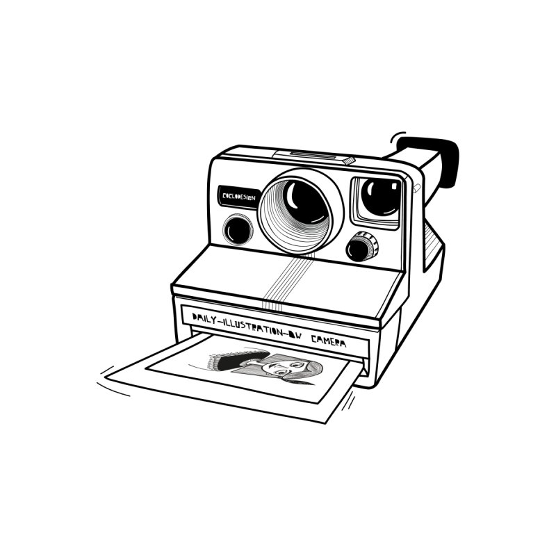 Polaroid by coclodesign's Artist Shop