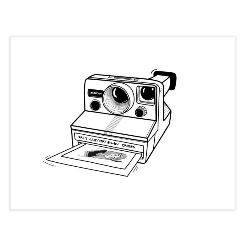Polaroid Home Bath Mat by coclodesign's Artist Shop