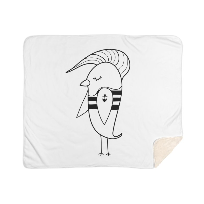 Cip Home Sherpa Blanket Blanket by coclodesign's Artist Shop