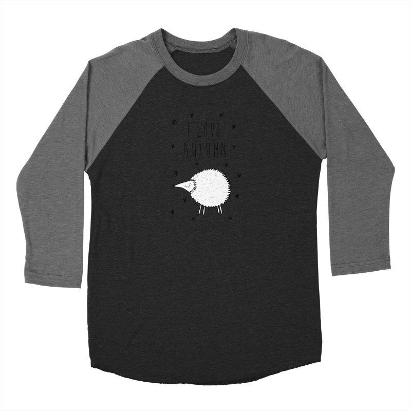 I love autumn Men's Longsleeve T-Shirt by coclodesign's Artist Shop