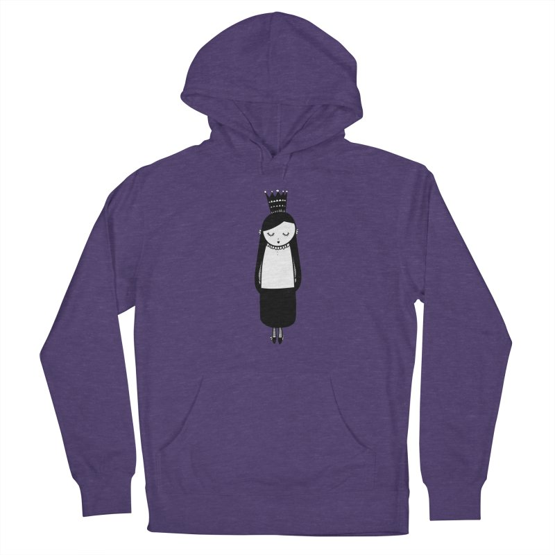 Little girl Women's Pullover Hoody by coclodesign's Artist Shop