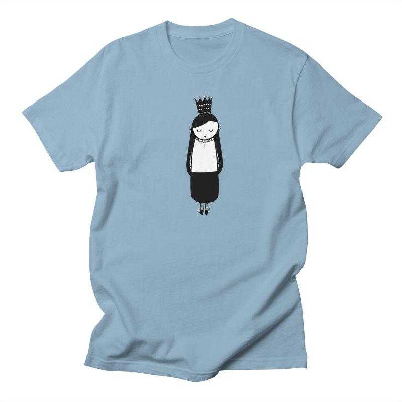 Little girl Women's Unisex T-Shirt by coclodesign's Artist Shop